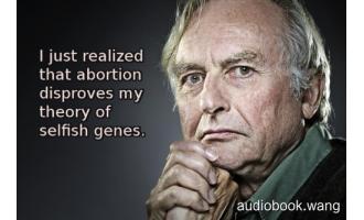 Richard Dawkins 理查德·道金森有声书合集未删减版7本共3.2G (mp3+pdf+mobi+epub)