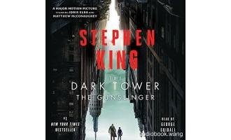 恐怖大师史蒂芬·金黑暗塔系列全集共7本 3.6G The Dark Tower Unabridged (mp3音频+mobi+epub+pdf)