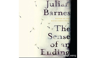 2011年布克奖获奖作品 终结感The Sense of an Ending Unabridged (mp3音频+mobi+epub+pdf+txt+docx) 5hrs