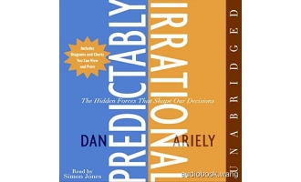 怪诞行为学:可预见的非理性Predictably Irrational: The Hidden Forces That Shape Our Decisions Unabridged (mp3音频+mobi+epub+pdf+txt+docx) 7hrs