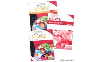 全球顶尖写作教材Write Source 全套资源G1-G12共12套13GB(mp3音频+pdf)