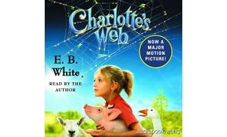 夏洛特的网Charlotte's Web Unabridged (mp3音频+mobi+epub+pdf+txt+docx) 3hrs