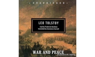 战争与和平War and Peace Unabridged (mp3音频+pdf+txt) 61hrs