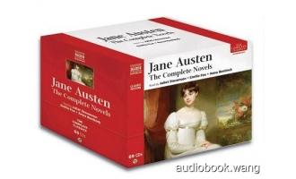 简·奥斯汀英文有声书全集共9本Jane Austen(mp3音频+mobi+epub+pdf+txt) 3.96G