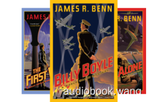 Billy Boyle World War II ~ Books 1-12 – James R. Benn Unabridged (mp3/m4b音频) 3.73 GBs