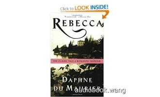 蝴蝶梦Rebecca  – Daphne du Maurier Unabridged (mp3/m4b音频) 409.91 MBs