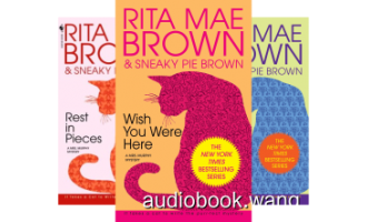 Mrs. Murphy ~ Books 1-27 – Rita Mae Brown Unabridged (mp3/m4b音频) 3.41 GBs