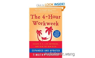 每周工作4小时The Four Hour Work Week Unabridged (mp3/m4b音频+epub) 457.31 MBs