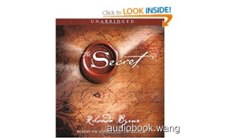 秘密The Secret – Rhonda Byrne Unabridged (mp3/m4b音频+pdf) 246.39 MBs