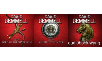 特洛伊全集共3本Troy [complete] – David Gemmell Unabridged (mp3/m4b音频+epub) 1.67 GBs