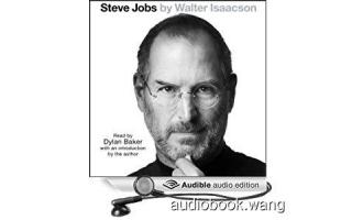 Steve Jobs Unabridged (mp3/m4b音频+mobi+epub) 686.6 MBs