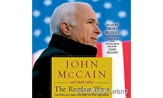 The Restless Wave: Good Times, Just Causes, Great Fights, and Other Appreciations – John McCain, Mark Salter Unabridged (mp3/m4b音频+epub) 392.76 MBs