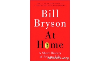 At Home: A Short History of Private Life – Bill Bryson Unabridged (mp3/m4b音频+epub) 455.2 MBs
